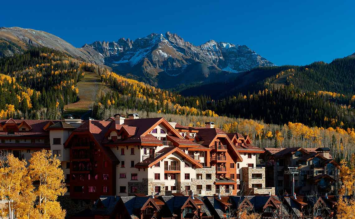 Madeline Hotel and Residences  Telluride, Colorado