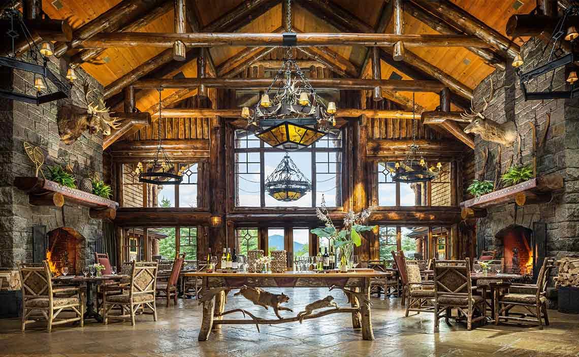 Whiteface Lodge Lake Placid, New York